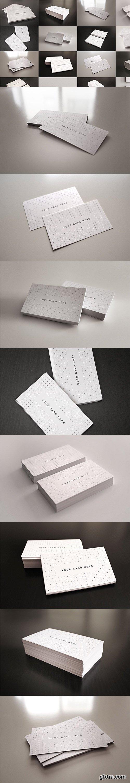 Business Cards Mock-ups Bundle