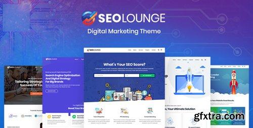ThemeForest - SEOLounge v1.1.3 - SEO Agency WordPress Theme - 22388988 - NULLED
