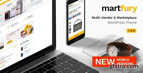 ThemeForest - Martfury v1.5.3 - WooCommerce Marketplace WordPress Theme - 21273233