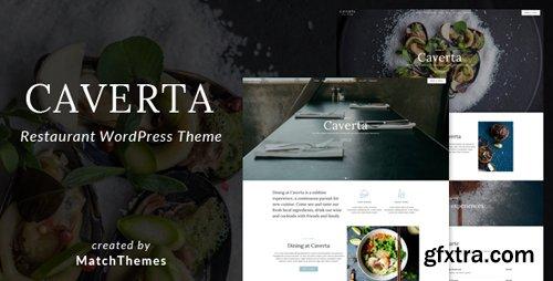 ThemeForest - Caverta v1.1.3 - Fine Dining Restaurant WordPress Theme - 22016826