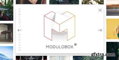 CodeCanyon - ModuloBox v1.5.0 - NextGen Lightbox Plugin for WordPress - 20014614