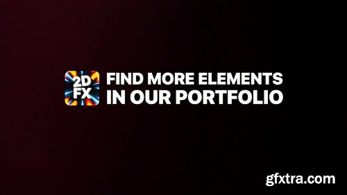 Videohive Flash FX Abstract Elements And Title 22972026