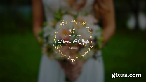 Videohive Luxory Wedding Title Kit 15597193