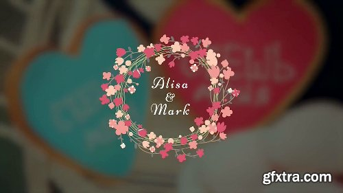 Videohive 10 Beauty Wedding Titles 12628880