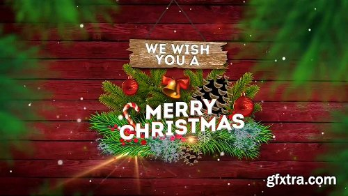 Videohive Such A Beautiful Christmas Day 9754261