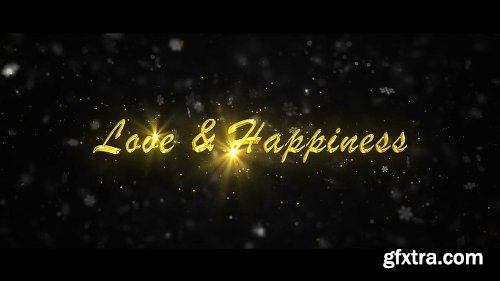 Videohive Christmas Titles 18855237