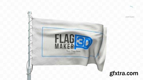 Videohive Flag Maker 22663338