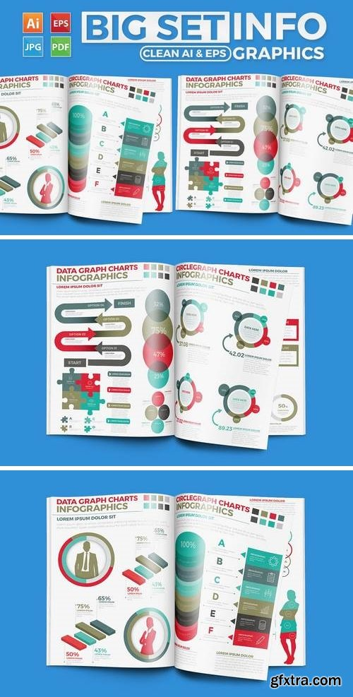 Infographics Elements Templates
