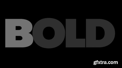 Videohive Bold Typo Opener 22513695