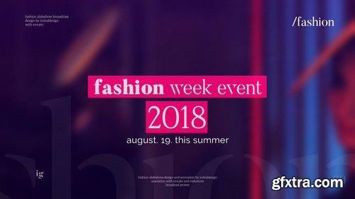 Videohive Fashion Opener 21740589