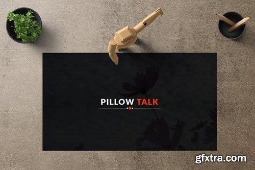 PILLOW TALK Powerpoint
