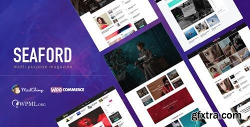 ThemeForest - Seaford v1.0.1 - Multi-Purpose Magazine WordPress Theme - 20430159