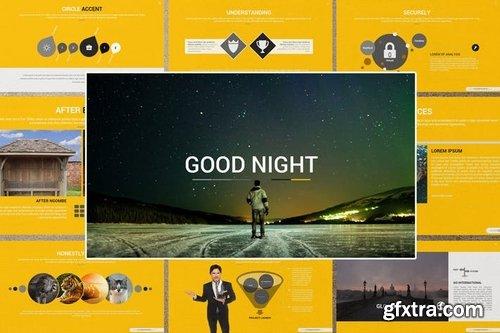 GOOD NIGHT Powerpoint