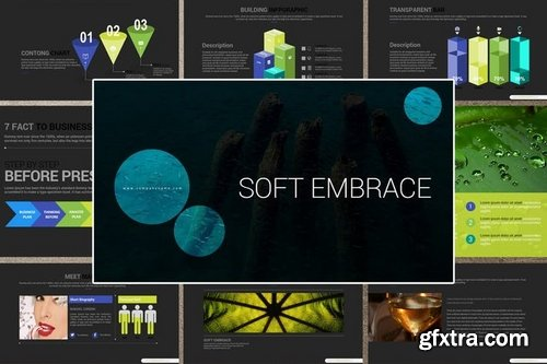 SOFT EMBRACE Powerpoint