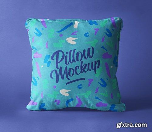 Psd Pillow Mockup Presentation Vol 5