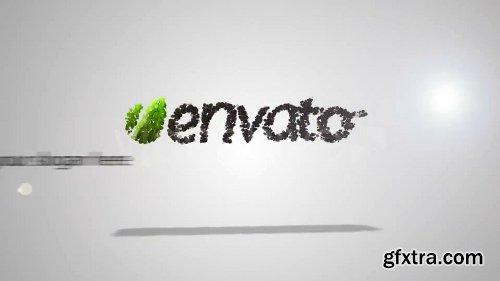 Videohive 3D Particles Logo Build Up & Break Apart Intro 300485