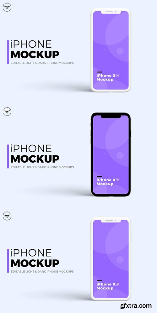 iPhone Mockups - QS68ND