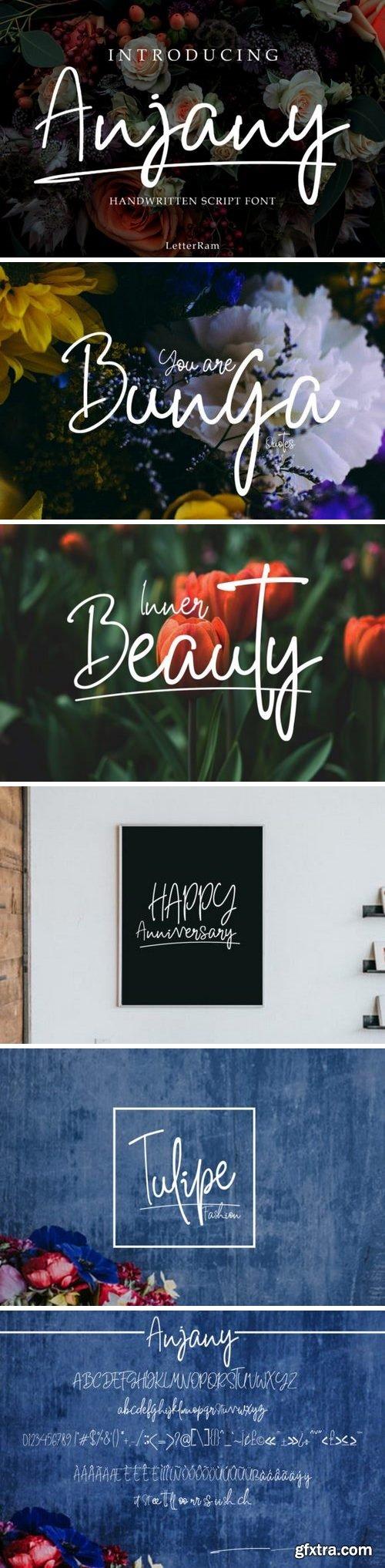 Anjany Font