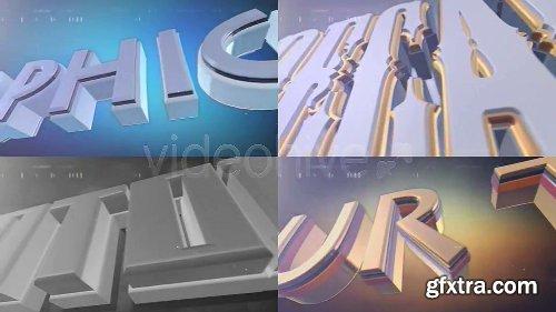 Videohive 3D Opener 18 in 1 4467367