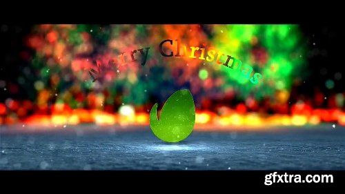Videohive Christmas Logo 13788435