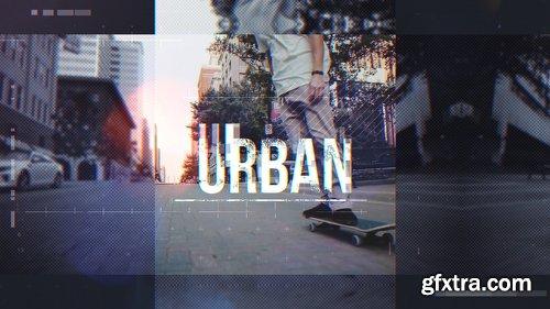 Videohive Urban Opener 22787989