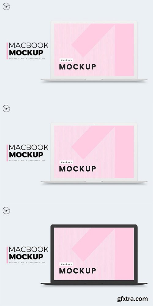 Laptop Mockups - NZ4Y7X
