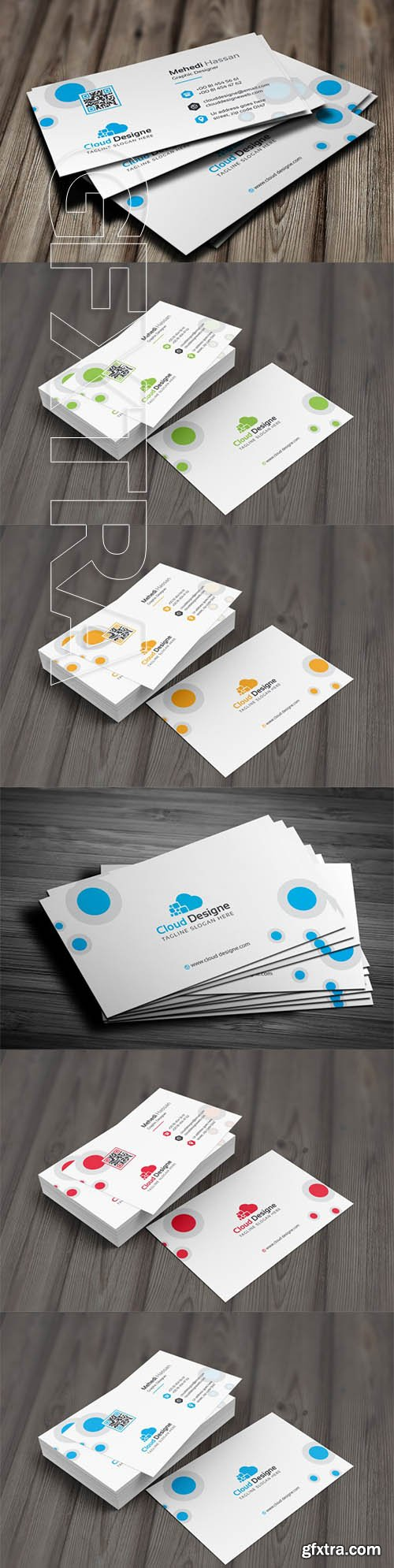 Corporate Business Card v12