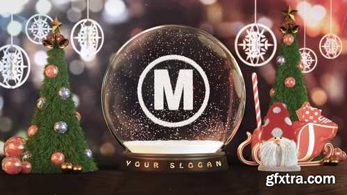 MA - Christmas Santa Opener 4 After Effects Templates 149135