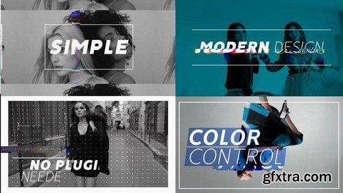 MA -  Fast Fashion Promo After Effects Templates 149688