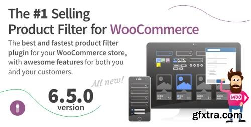 CodeCanyon - WooCommerce Product Filter v6.6.4 - 8514038