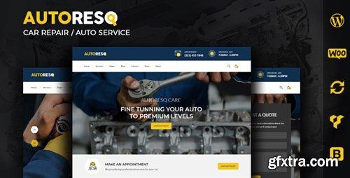 ThemeForest - Autoresq v1.1.0 - Car Repair WordPress Theme - 22307663
