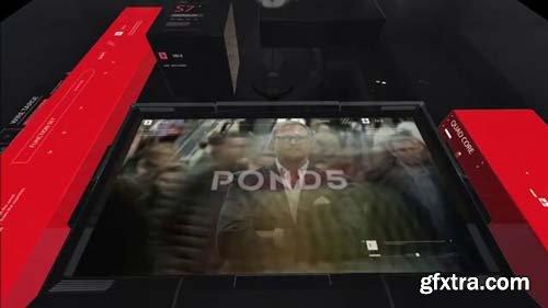 Pond5 - Intro News - 095445320