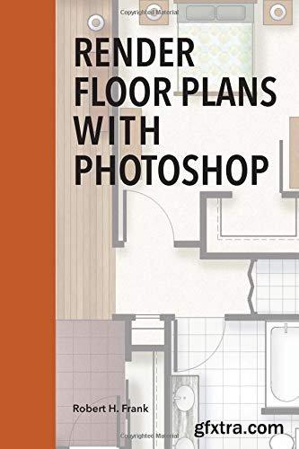 Render Floor Plans with Photoshop