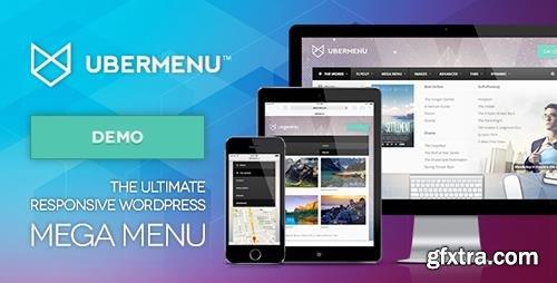 CodeCanyon - UberMenu v3.5 - WordPress Mega Menu Plugin - 154703