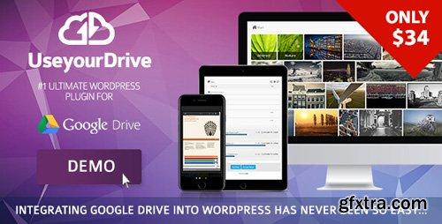 CodeCanyon - Use-your-Drive v1.11.10 - Google Drive plugin for WordPress - 6219776