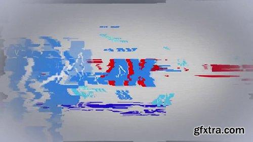 Pond5 - Glitch Logo 099284598