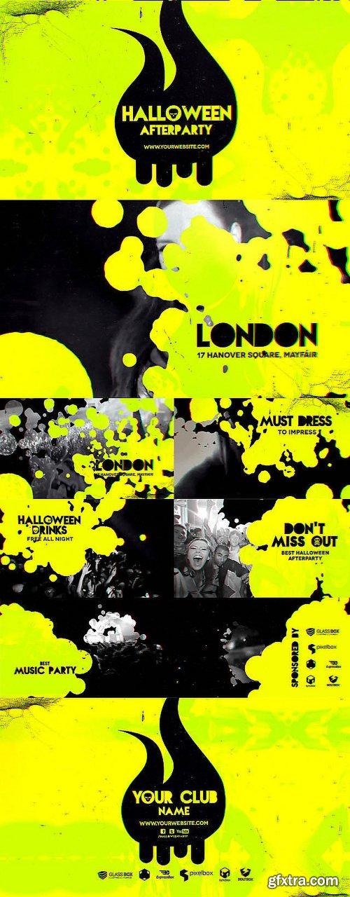 Videohive Urban Music Night 20758381