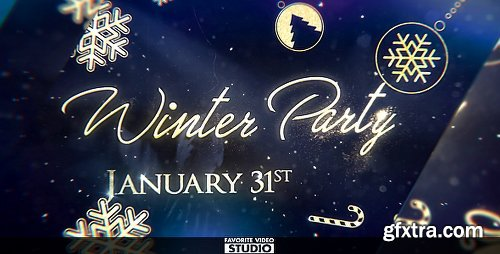 Videohive Winter After Party 19250485