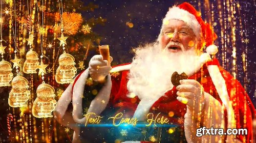 Videohive Christmas Slideshow 22955276