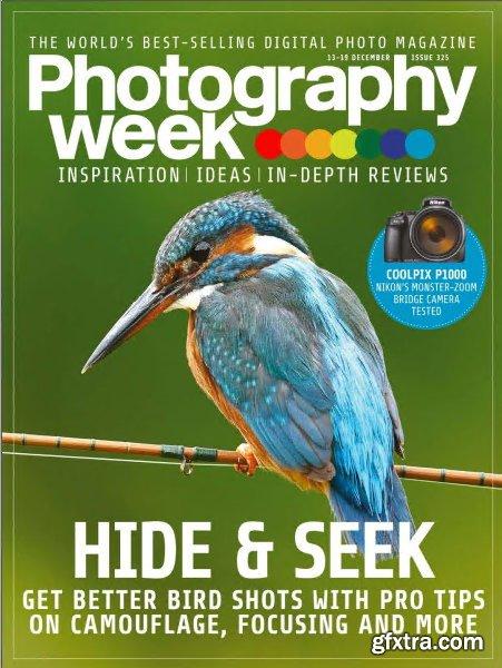 Photography Week - 13 December 2018