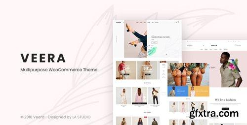 ThemeForest - Veera v1.0.5 - Multipurpose WooCommerce Theme - 22380037