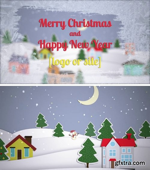 MA - Christmas After Effects Templates 149826