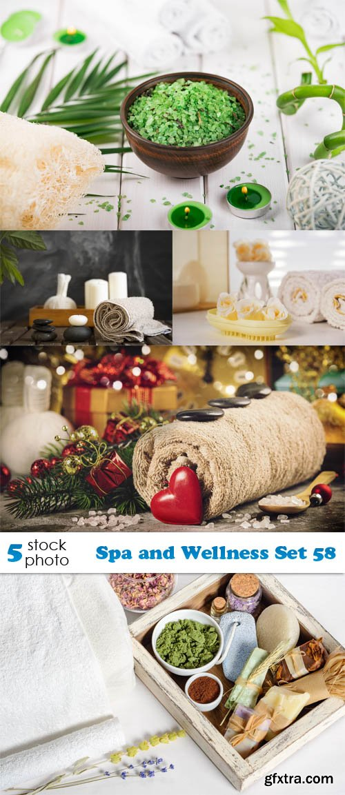 Photos - Spa and Wellness Set 58