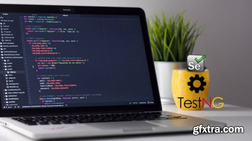Udemy - Selenium Automation testing with TestNG