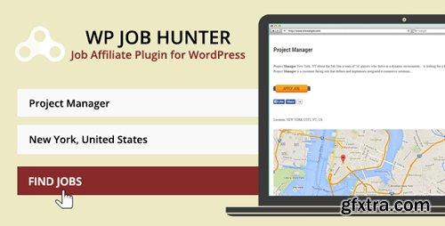 CodeCanyon - WP Job Hunter v1.9.2 - WordPress Job Board Plugin - 5043555