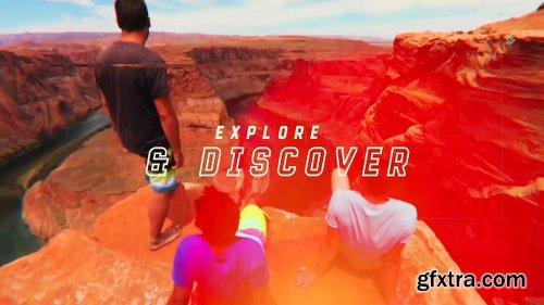 Videohive Travel Vlog Opener 22588436