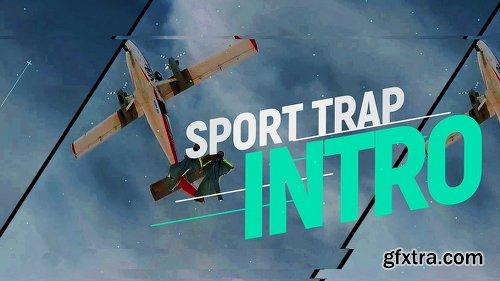 Videohive Sport Trap Intro 20633287