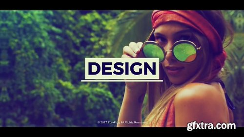 Videohive Stomp Slideshow 21189170