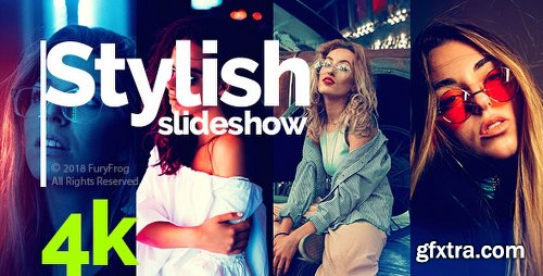 Videohive Stylish Slideshow 21365931