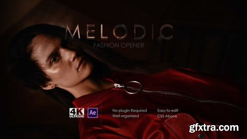 Videohive Melodic Fashion Opener 21918694